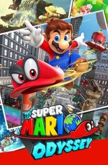 220px-Super Mario Odyssey (artwork)