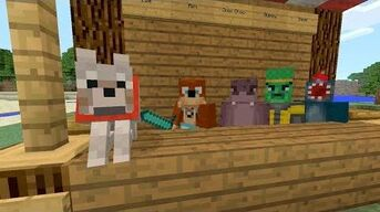 Minecraft Xbox - Cat And Mice 183-0