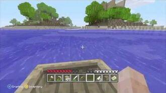 Minecraft - Visiting Crimcity 3 (Kid Friendly)
