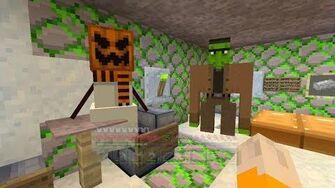 Minecraft Xbox - Pumpkin Party 133