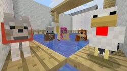 Minecraft Xbox - Colourful Castle -170-