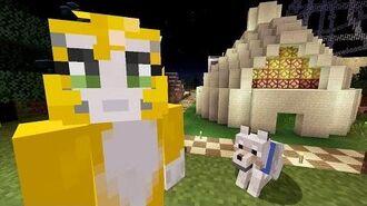 Minecraft Xbox - Making Fire -388-