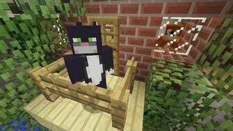 Minecraft Xbox - Mitten's Wish 173
