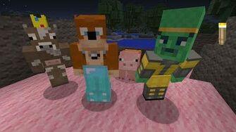 Minecraft Xbox - Swift Swine 191-0