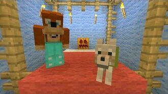 Minecraft Xbox - Pumpkin Child -245-