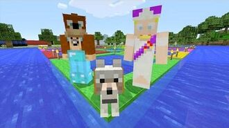 Minecraft Xbox - Player Launcher 238