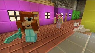 Minecraft Xbox - Toy Town 129