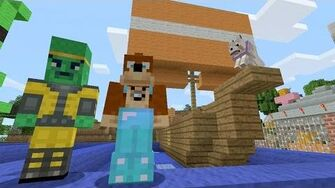 Minecraft Xbox - Tiny Boats 222