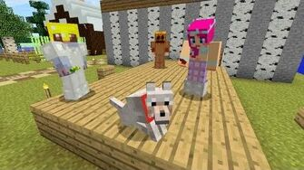 Minecraft Xbox - Cat Walk 106
