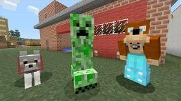 Minecraft Xbox - Fire Station 211