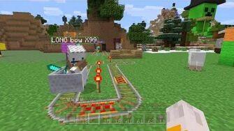 Minecraft Xbox - Shooting Range 57