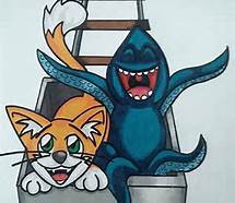 File:Stampy And Squid.jpg