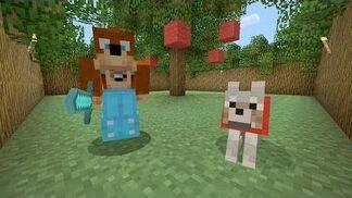 Minecraft Xbox - Bury Berry 163