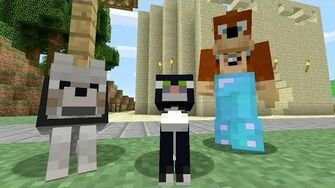 Minecraft Xbox - Sand Temple 295