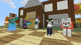 Minecraft Xbox - Milk Bar 159