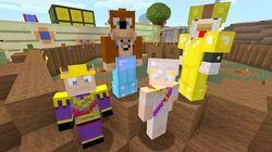 Minecraft Xbox - Mole Hole -282-