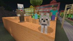 Minecraft Xbox - Big Board Game 201-1402185868