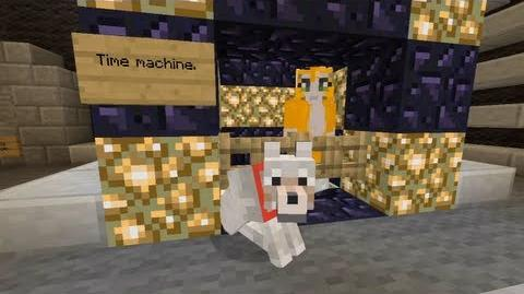 Cat to the Future | Stampylongnose Wiki | FANDOM powered by
