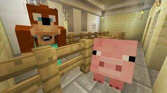 Minecraft Xbox - Piggy Bank 227