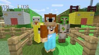 Minecraft Xbox - We're All Winners 217-0