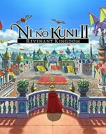 220px-Ni no Kuni II Revenant Kingdom cover art