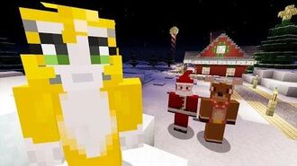 Minecraft Xbox - North Pole -367-