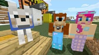 Minecraft Xbox - Clean Them Clothes 294