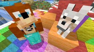Minecraft Xbox - Colour Explosion -305-