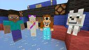 Minecraft Xbox - Doggy Hockey 233