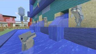 Minecraft Xbox - Dolphin Dives 135