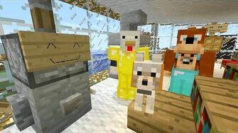 Minecraft Xbox - Robot Statues 251