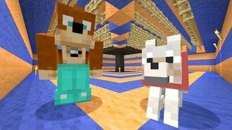 Minecraft Xbox - Dog, Bear And Cat -310-