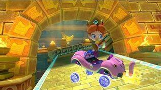 Mario Kart 8 - Grand Prix - Banana Cup