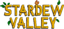 Logo of Stardew Valley