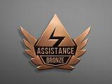 Assistance Medals