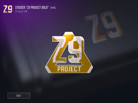 Z9 Project Gold