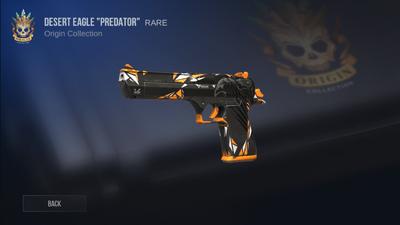 Desert Eagle Predator