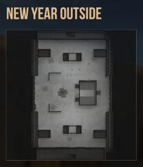 New Year Outside Map