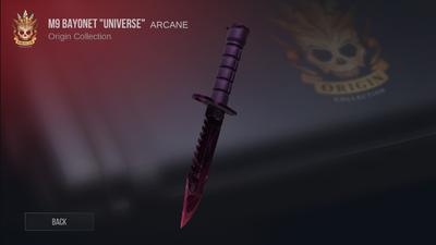 M9 Bayonet Universe