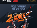 2Years Event