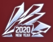 New Year 2020 Collection Logo