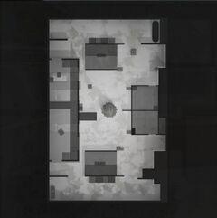 Snow Arena Minimap