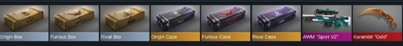 Gift Box Content
