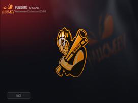 HSP - PUNISHER