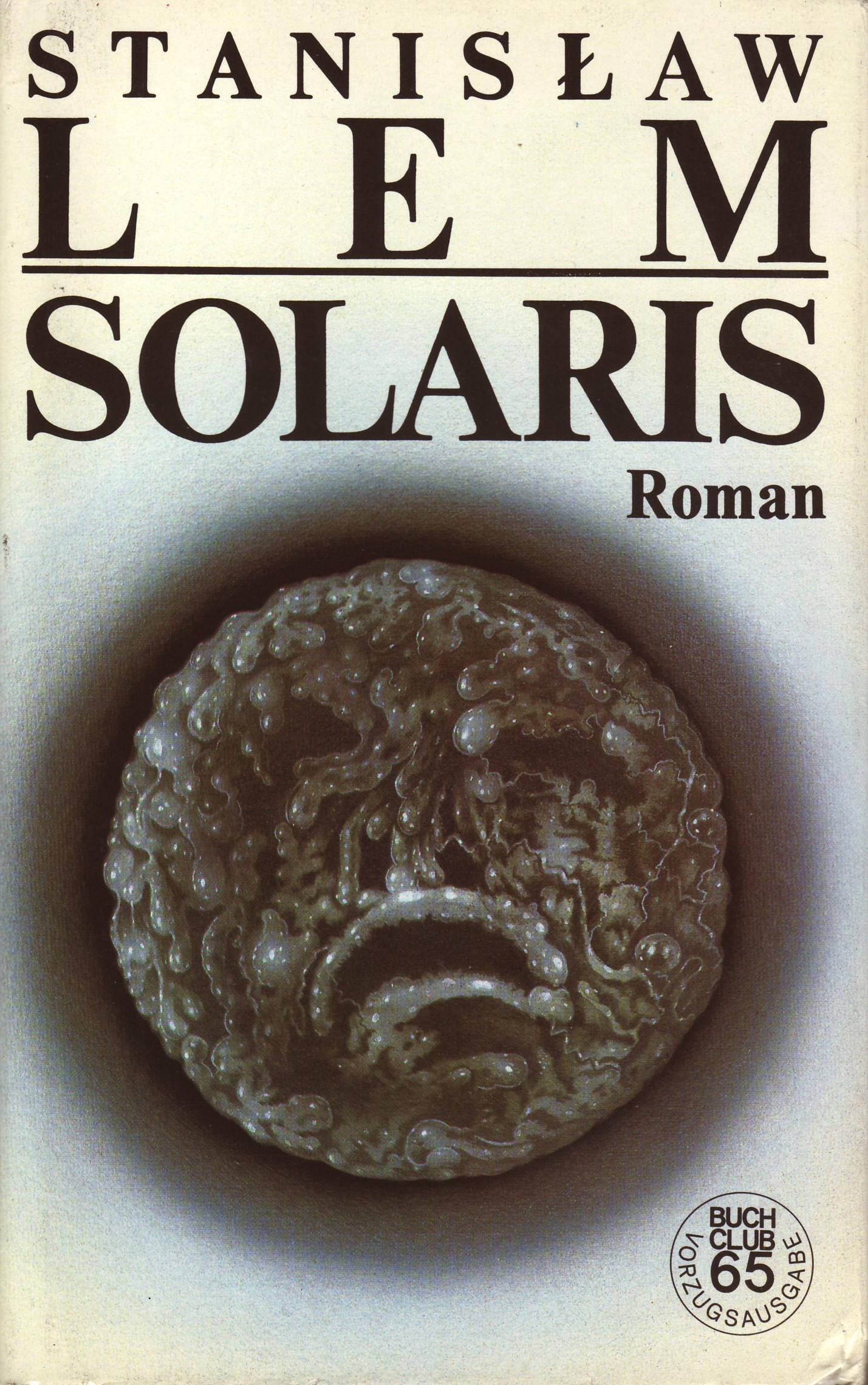 Solaris Buch
