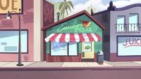 S2E24 Emilio's Pizza exterior