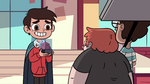 S3E13 Marco Diaz thanking his friends