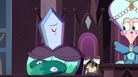 S3E29 Rhombulus offended by Eclipsa's accusation