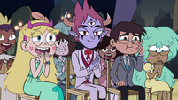 S3E34 Star and friends applauding and crying