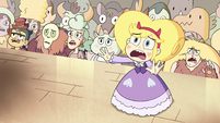 S4E24 Star Butterfly tries to break up the fighting